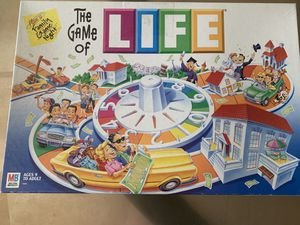 The game of life game board for Sale in Hesperia, CA