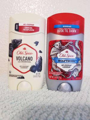Old Spice Deodorants for Sale in Montclair, CA