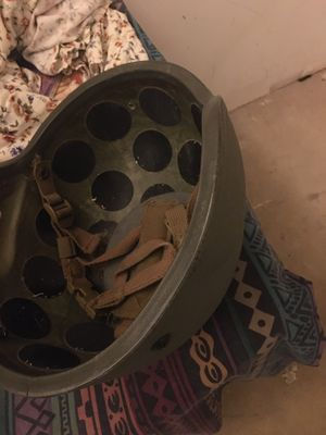Bulletproof helmet Kevlar Military XL $100OBO for Sale in Baltimore, MD