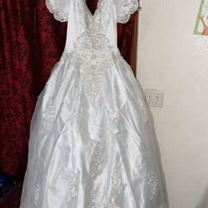 Small Wedding dress for Sale in Riverside, CA