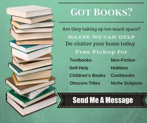 Free Book Hauling/Buying for Sale in Savannah, GA