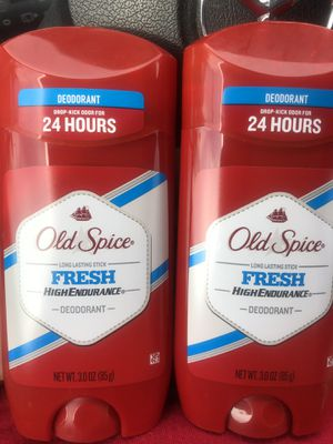 Old spice deodorant for Sale in Riverside, CA