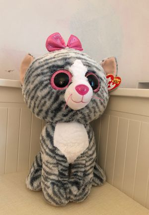 Huge Cat Beanie Boo for Sale in Cloverdale, IN