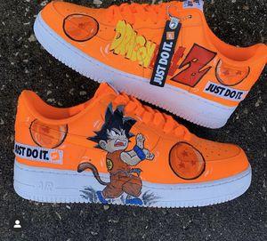 Custom shoes (Forces,Jordans,Vans) for Sale in Dallas, TX