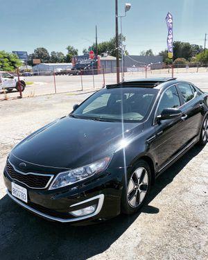 2013 Kia Optima hybrid for Sale in Stockton, CA