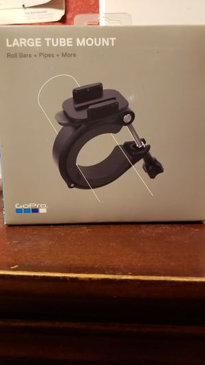 Large tube mount for go pro for Sale in Porterville, CA