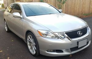 Awesome 2O08 Lexus GS 460 Clean AWDWheels for Sale in Santa Ana, CA