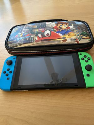 Nintendo switch console for Sale in San Lorenzo, CA