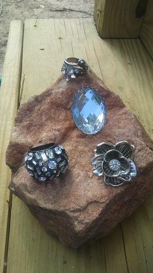 4 rings 6$ for Sale in Chesnee, SC