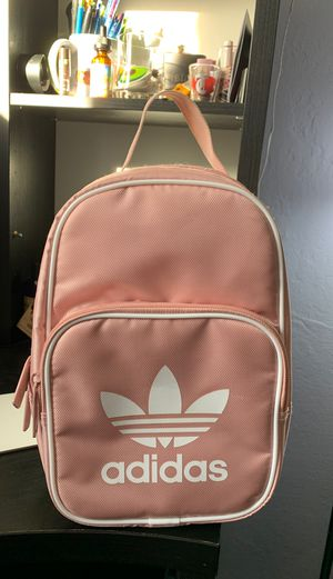 Adidas pink small backpack for Sale in San Jose, CA
