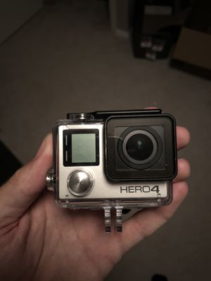 GoPro Hero 4 Silver for Sale in Marysville, OH