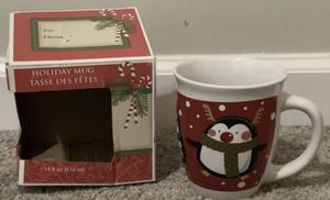 In Box Holiday Christmas In July Printed Coffee Tea Home Office Mug for Sale in Chapel Hill, NC