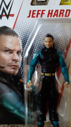 Jeff Hardy Mattel 2018 action figure for Sale in Paulsboro, NJ