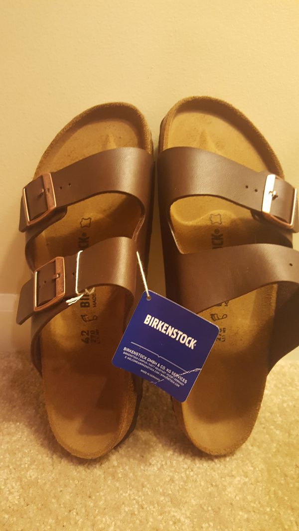 b5adc18d5489 Birkenstock sandals size 42 for Sale in Lawrence