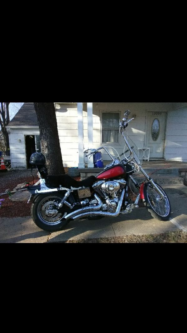 I am looking for to trade my 2000 Dyna wide Glade fxwdg for mobile home or house and property. Sign of property is questionable. Serious inquiry only