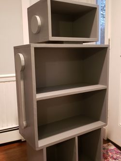 Robot Bookcase for Sale in Pleasantville,  NY