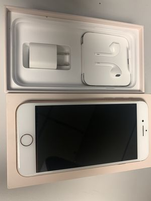 AT&T, Rose Gold, 64GB, Apple iPhone 8, New Condition for Sale in Woodbridge, VA