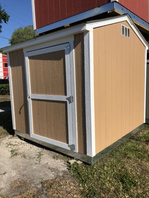 Tuff Shed 8x8 Premier Ranch for Sale in Tampa, FL