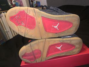 Jordan 4's Levi's for Sale in Washington, DC