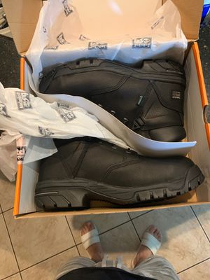 11.5 timberland work boots for Sale in DeBary, FL