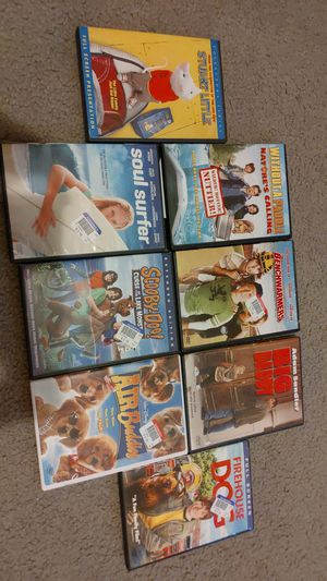 Pg and pg-13 rated movies for Sale in Lake Alfred, FL