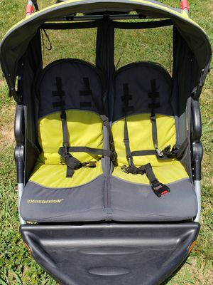Double stroller baby trend expedition for Sale in Arlington, VA