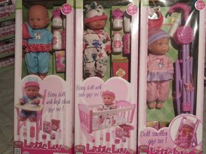 Doll sets for Sale in Riverside, CA