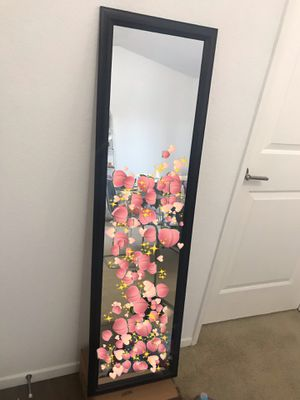 Black Wall Mirror for Sale in San Diego, CA