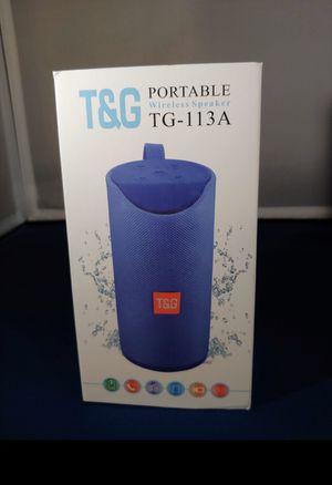 T&G PORTABLE WIRELESS SPEAKER for Sale in Miami, FL