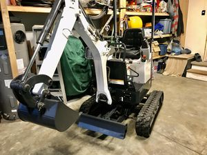 Mini Excavator Bobcat with Kubota Diesel Engine for Sale in Federal Way, WA