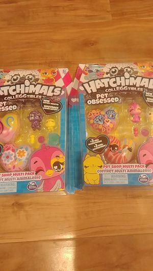 Hatchimals 2 sets for Sale in Hacienda Heights, CA