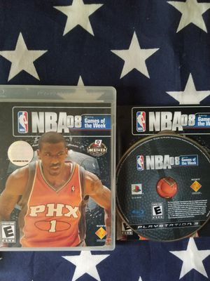 NBA 08 (PS3) for Sale in US