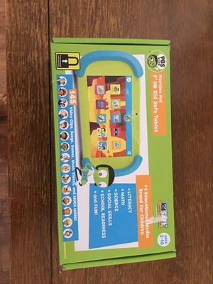 Leap frog pbs kids games for Sale in Fridley, MN
