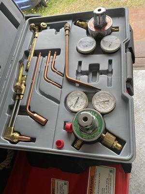Glass blowing regular torch and welder for Sale in Tacoma, WA