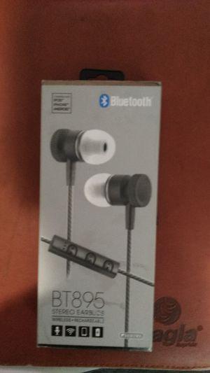 BT895 Bluetooth earphones for Sale in Salt Lake City, UT