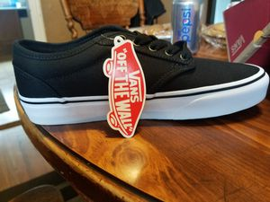 Van's Atwood shoes size 6 1/2 for Sale in Bakersfield, CA