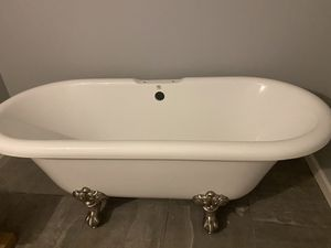 Claw Tub! Brand NEW for Sale in Frederick, MD
