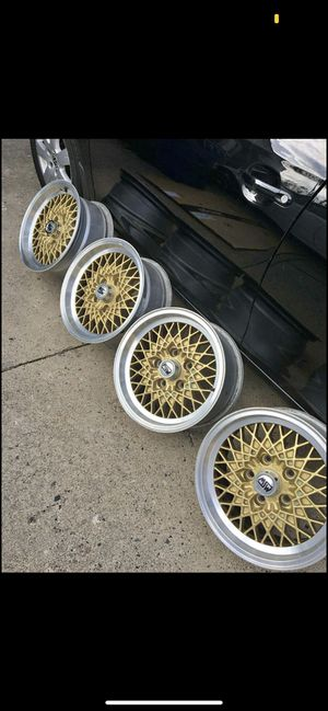 "Gold Rims 15"" for Sale in Minneapolis, MN"