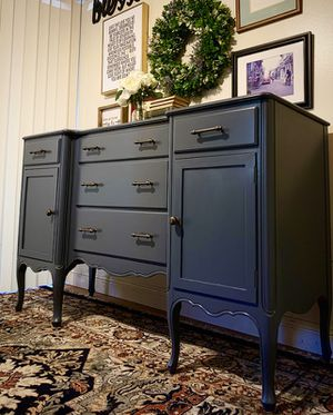 GORGEOUS Restoration Hardware inspired Modern French Country Buffet/Entryway/Media/Console/Sofa Table/Sideboard in Superb Condition!! 60X36X20 for Sale in Mountain View, CA