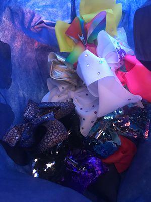 Jojo Siwa Bows for Sale in Los Angeles, CA