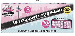 (New in box) LOL dolls 14 exclusive dolls for Sale in Salt Lake City, UT