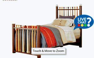 Baseball Bat full size bed for Sale in Riverview, FL