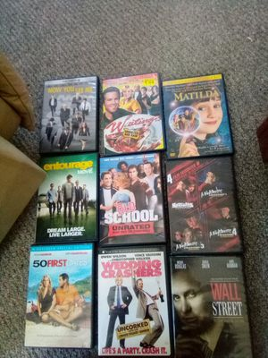 Assorted DVDs all work very good for Sale in PT PLEAS BCH, NJ