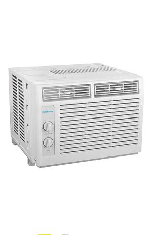 AC Unit Emerson Quiet Kool EARC5MD1 5,000 BTU 115V Window Air Conditioner, 5000 Mechanical Standard, White for Sale in MD CITY, MD