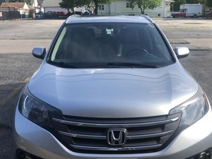 Honda CRV- EXL w/ Navigation (clean title, 1 Owner excellent condition) for Sale in Chicago, IL