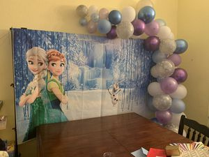Frozen party for Sale in Corona, CA