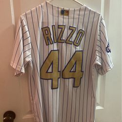 Cubs Jersey - Rizzo for Sale in Berkeley,  IL