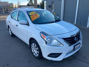 2016 Nissan Versa for Sale in Tracy, CA