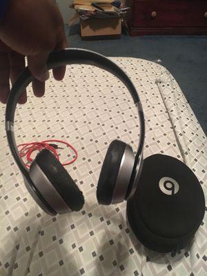 Beats by Dre Bluetooth solo wireless headphones for Sale in Houston, TX