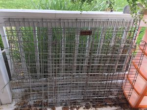 Large dog cage for Sale in Ravenna, OH